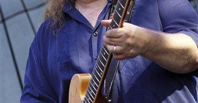 It's all about soul for Warren Haynes at Bonnaroo