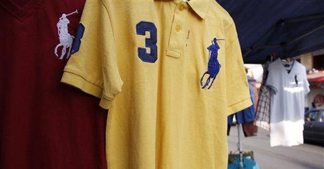 Mexico's narcos adopt Lauren-style polo shirts