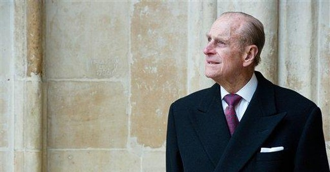 Prince Philip turns 90 in good health