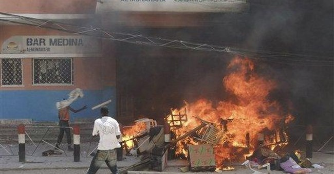2 Somali protesters killed during protests