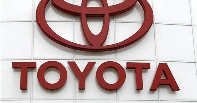 Toyota expects annual profit to fall 31 percent