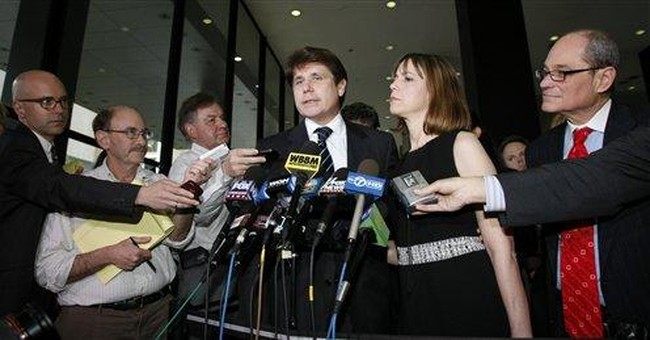 Blagojevich jurors end 1st day of deliberations