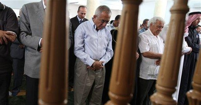 Fayyad nominated to head Palestinian government