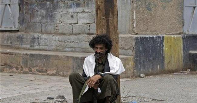 Fighting with Islamic militants in Yemen kills 40
