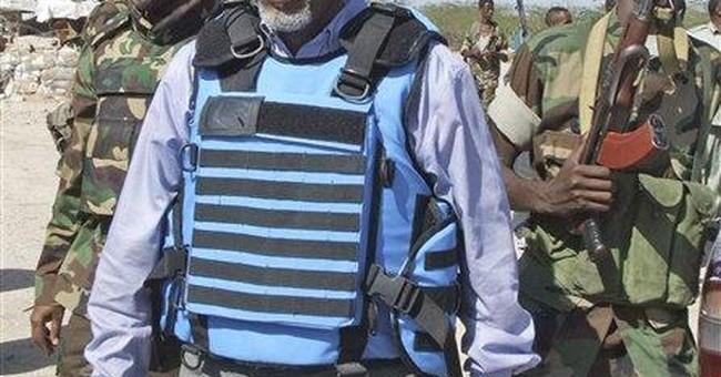 AU force in Somalia on alert after minister killed