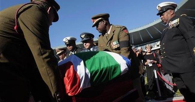 South Africa mourns anti-apartheid veteran Sisulu