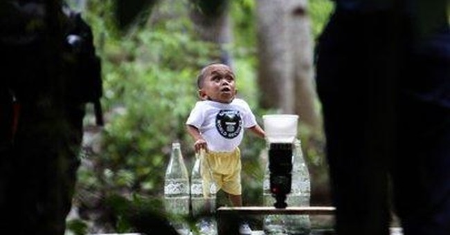 Filipino expected to be named world's shortest man