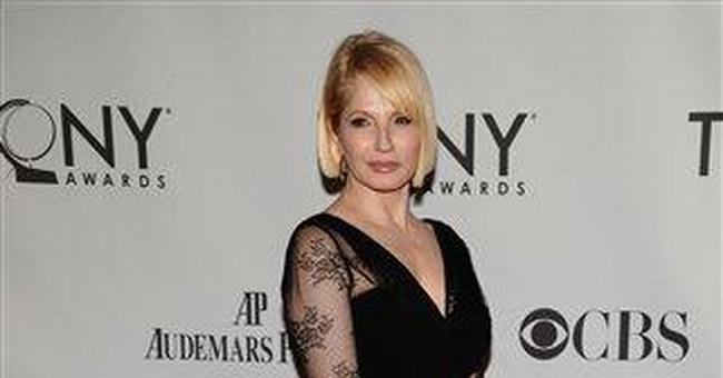 Ellen Barkin wins featured actress Tony Award