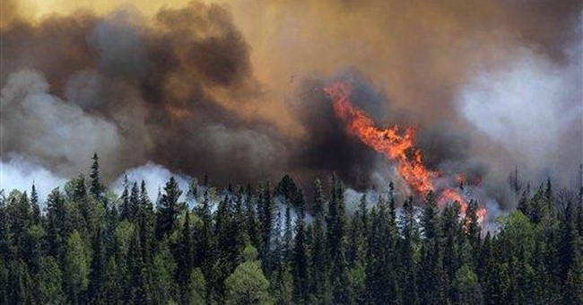 Arizona blaze part of new era _ more big wildfires