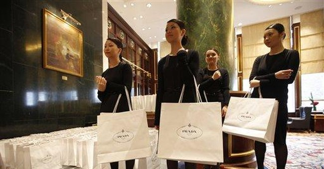 Prada says Hong Kong IPO roadshow going well