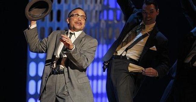 Norbert Leo Butz wins best actor in a musical Tony
