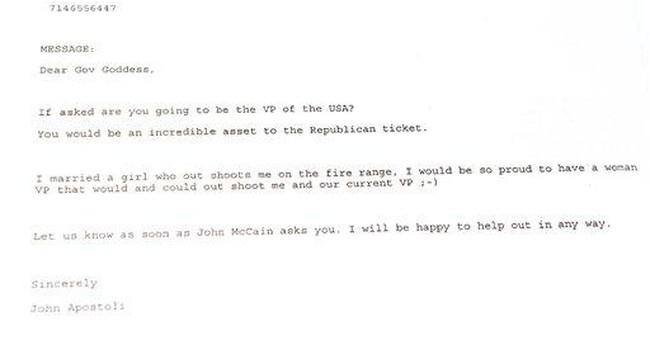 Palin emails let old media test new media methods