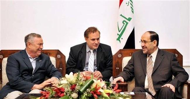 Iraqis blast US congressman's war repayment idea