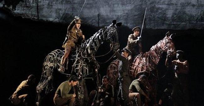 'War Horse' wins best play Tony Award