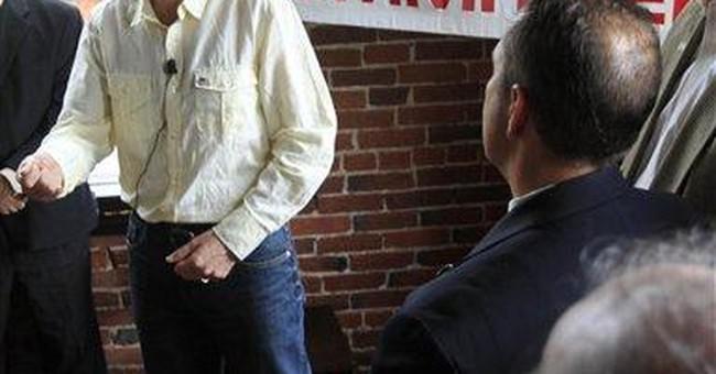 Pawlenty hits Romney on his Mass. health care plan