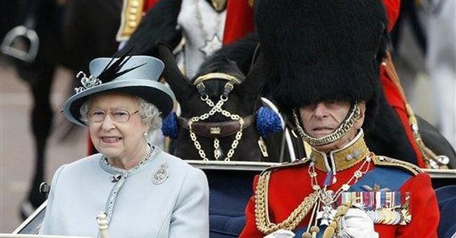 Royal family gather as Prince Philip turns 90