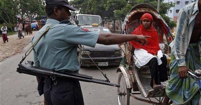 Bangladesh anti-government protesters jailed