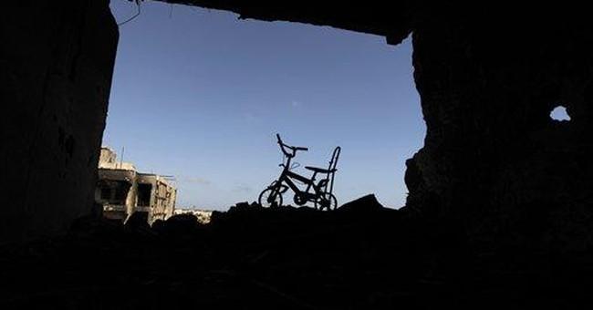 Libyan rebels breakout toward Tripoli