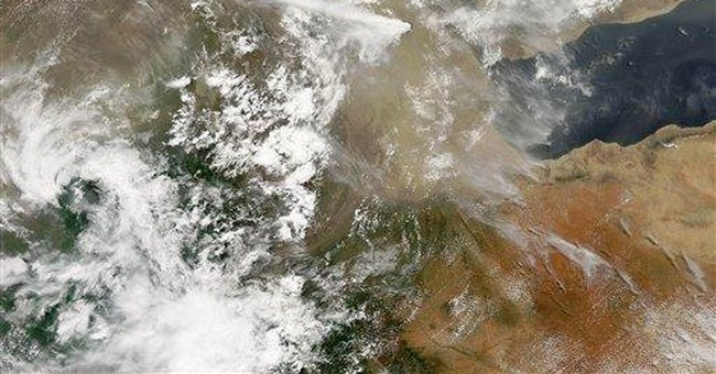 Airlines watching East Africa volcanic ash cloud
