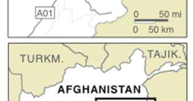 Work to foil Kabul attacks starts far from capital