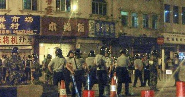 Security tight in riot-torn southern Chinese city