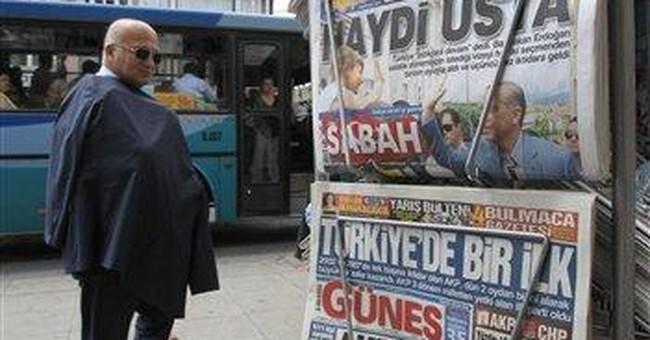 Kurds make big gains in Turkish election