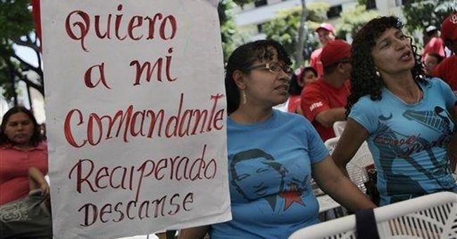 After surgery, Chavez faces troubles in Venezuela