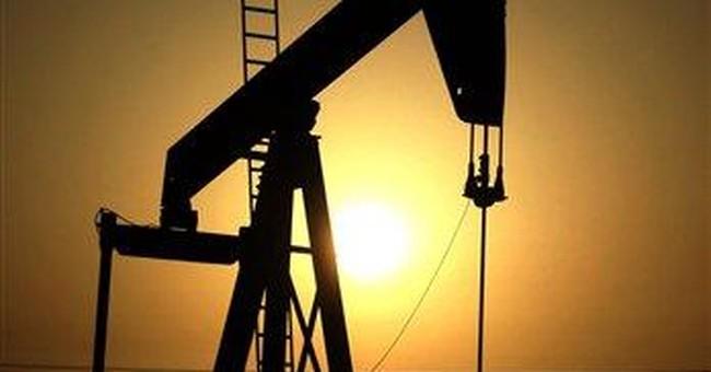 Oil rises on economy news, stock market rally