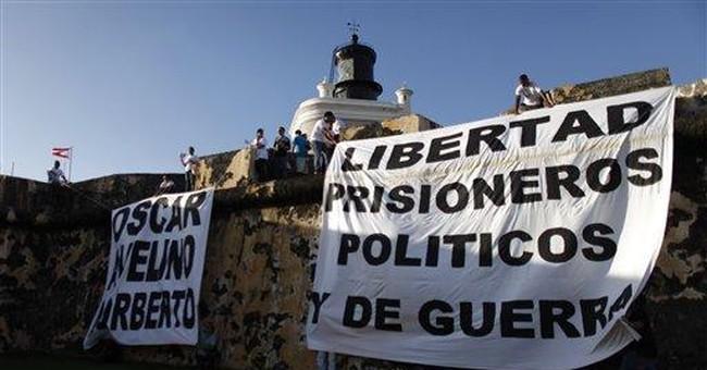 Puerto Rico nat'l park is site of Obama protest