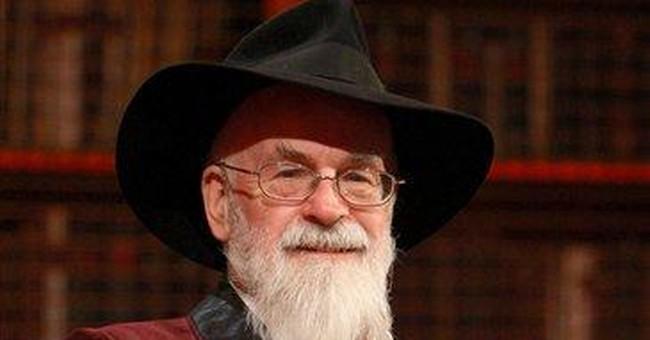 Author Terry Pratchett defends right-to-die film