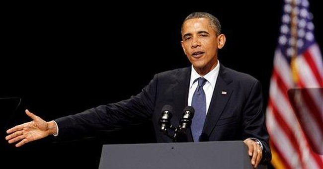 Obama: My family would be fine with just 1 term