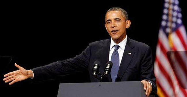 Obama: He'll be judged on performance not passion