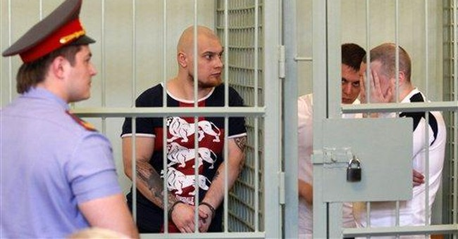 2 Russian neo-Nazi leaders get life in jail