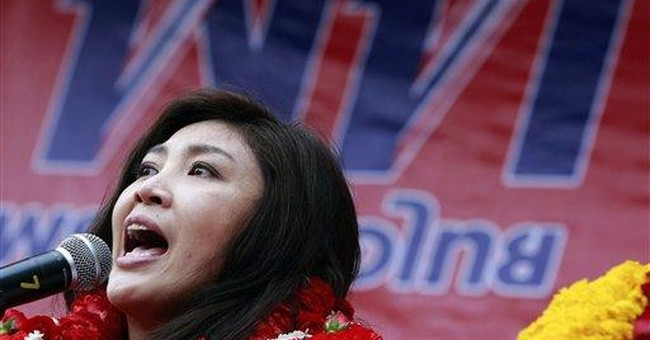 US envoy in 2009 forecast rise of Thaksin's sister