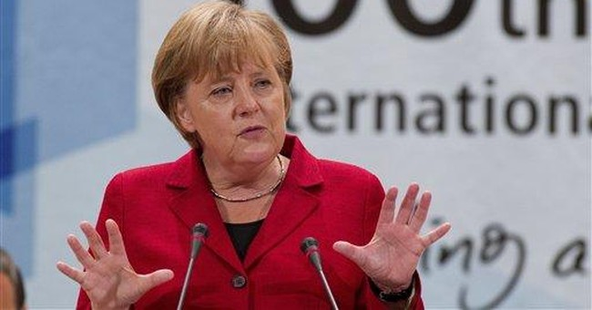 Merkel: Arab democracy requires jobs for the young