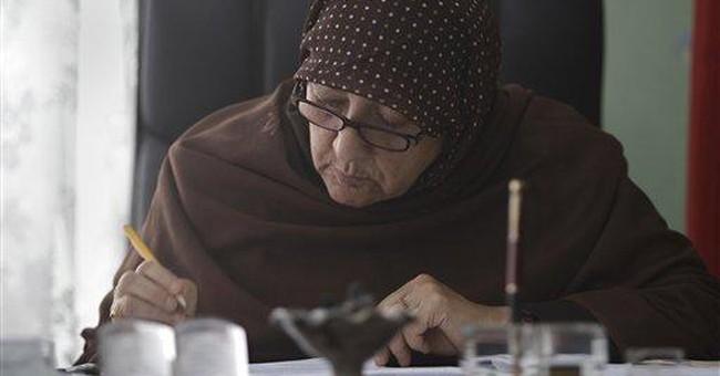 Pragmatic Afghan woman educates thousands