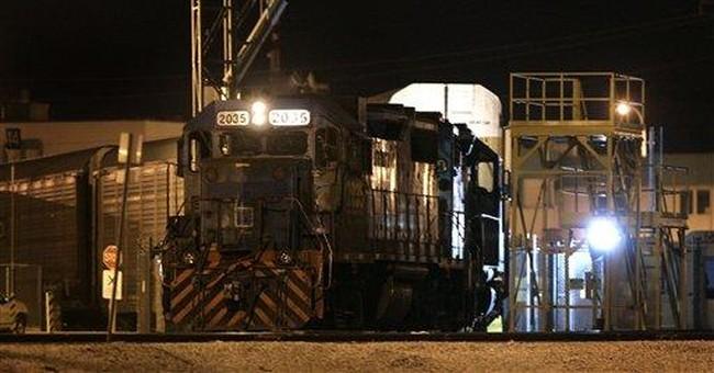 Railroads fined when cartels hide drugs on trains