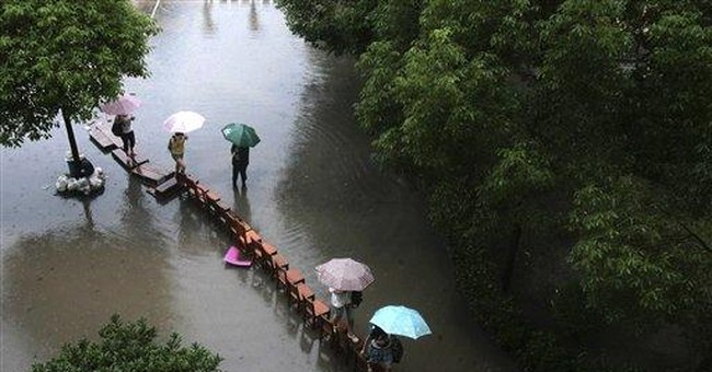 New flooding kills 7 in central, south China