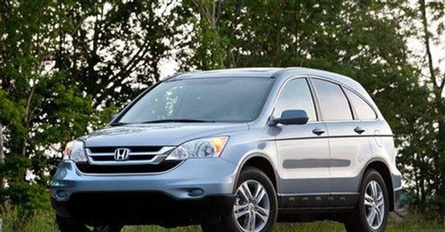 Honda compact SUV a top seller