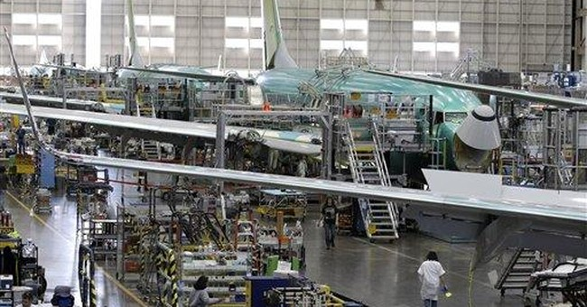 Boeing to boost 737 airplane production