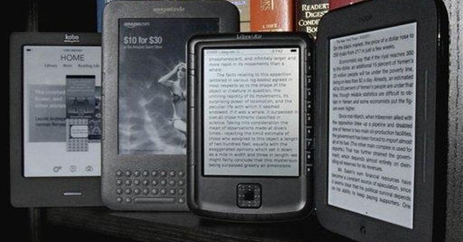 Review: 5 e-book readers for less than $175