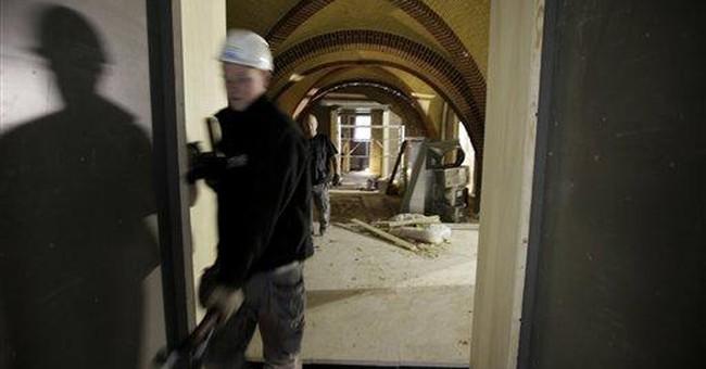 Dutch national museum renovation in full swing