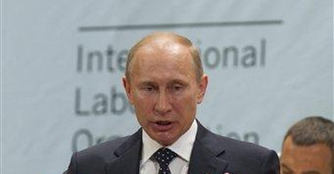 Putin says Russia's economy two-thirds recovered