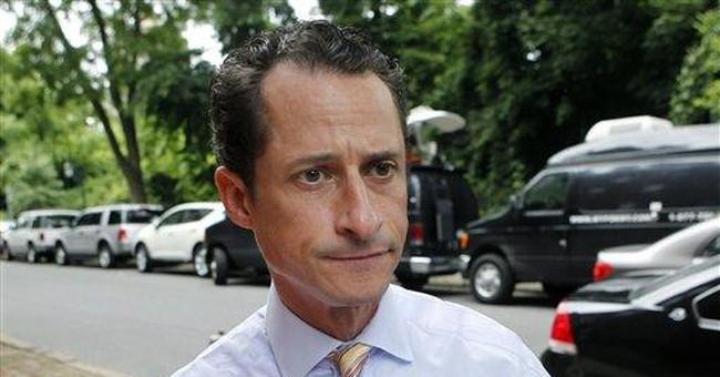 Sexting halts Weiner's promising political career