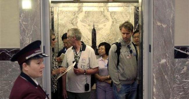 Otis to upgrade Empire State Building's elevators