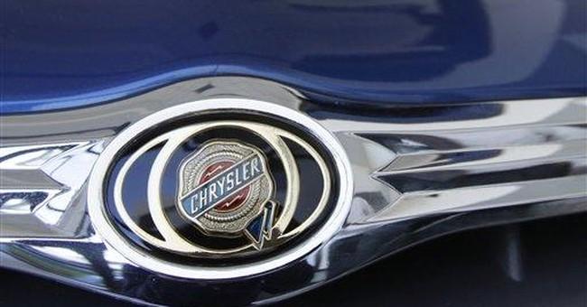 Chrysler recalls vehicles to fix steering columns
