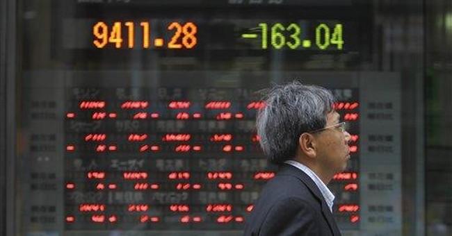 Imminent Greek default fears ease in markets