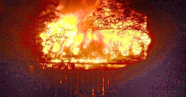Ohio fire that killed 6 likely caused by grill