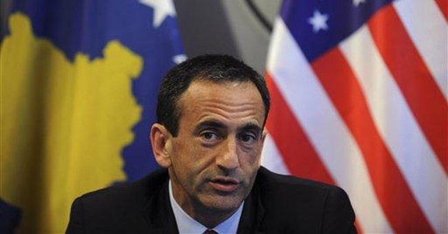 US warns against Kosovo partition