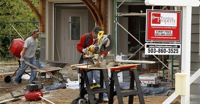 Apartments fuel home construction increase in May